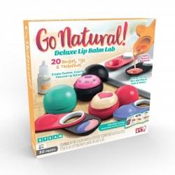 Go Natural Deluxe Lip Balm Lab