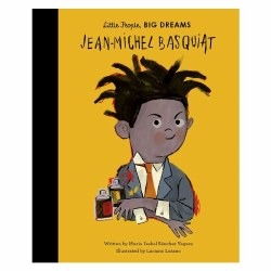 Little People Big Dreams: Jean-Michel Basquiat