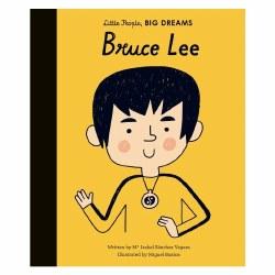 Little People Big Dreams: Bruce Lee