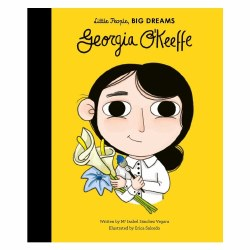 Little People Big Dreams: Georgia O'Keeffe