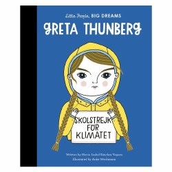 Little People Big Dreams: Greta Thunberg
