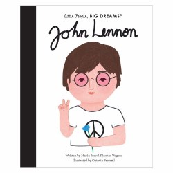 Little People Big Dreams: John Lennon
