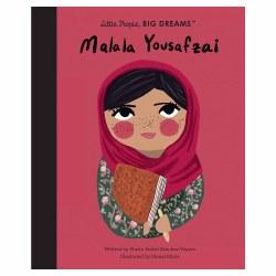 Little People Big Dreams: Malala Yousafzai
