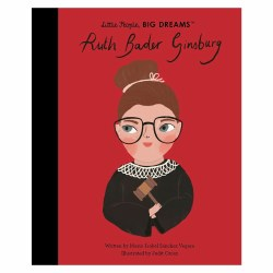 Little People Big Dreams: Ruth Bader Ginsburg