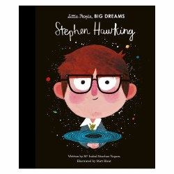 Little People Big Dreams: Stephen Hawking