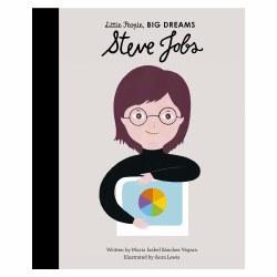 Little People Big Dreams: Steve Jobs