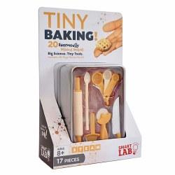 SmartLab Tiny Baking!