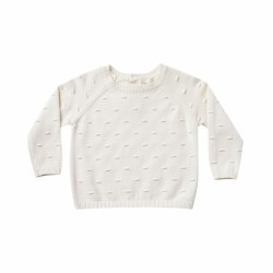 Bailey Baby Sweater Ivry 6-12M