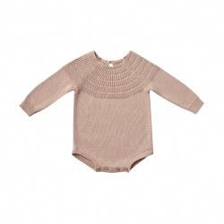 Dalia Knit Bodysuit Pet 0-3M