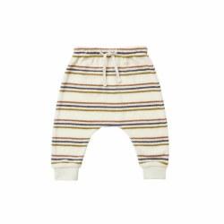 Terry Sweatpant Stripe 6-12M