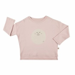 HappyMoon Ovrsz Tee Pch 12-18M