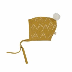 Mountain Knit Cap Arrow 0-6M