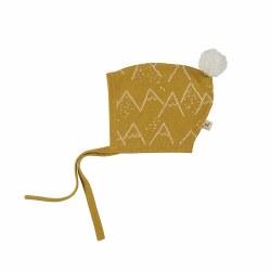Mountain Knit Cap Arrow 12-18M