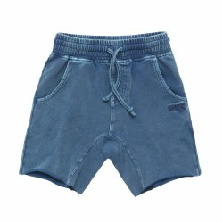Smash Shorts Blue Wash 2
