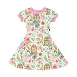 Bunny Blossom Waist Dress 2