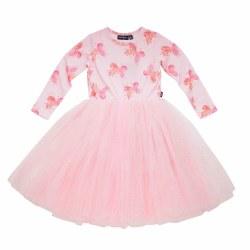 Butterfly Kiss Flounce Dress 3