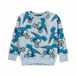 Dino Bike Sweatshirt 7