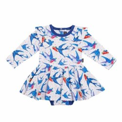 Oh Happy Mabel Bby Dress 18-24