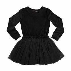 Velvet Circus Dress Black 6