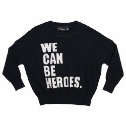 Be Heroes Sweater 4