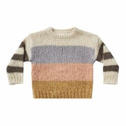 Aspen Stripe Sweater 2/3