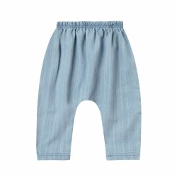 Baggy Harem Pant Washed 0-3M