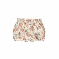 Peaches Button Short 12-18M