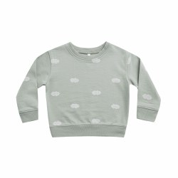 Clouds Sweatshirt 6-12M