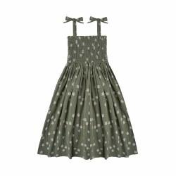 Daisy Ivy Smocked Dress 8/9