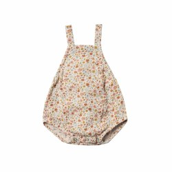 Flower Field Norah Romp 0-3M