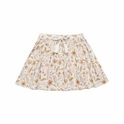 Garden Bird Mini Skirt 6/7