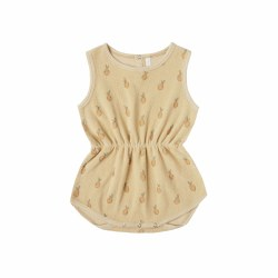 Lemons Cinch Playsuit 6-12M