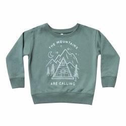 Mountain Call Sweatshirt 3-6M