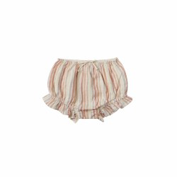 Multi Strp Flut Bloomer 0-3M
