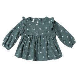 North Star Piper Blouse 12-18M