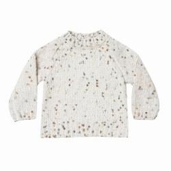 Pom Chenille Sweater 4/5