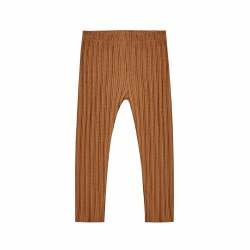 Ribbed Leg Cinnamon 12-18M