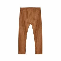 Ribbed Leg Cinnamon 6/7