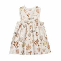 Sea Life Layla Dress 12-18M