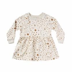 Starburst Raglan Dress 12-18M