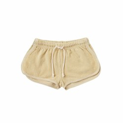 Terry Track Short Butter 18-24