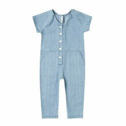 Utility Jumpsuit Washed 2/3