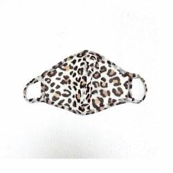 Adult Face Mask Leopard