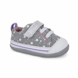 Stevie II Sneaker Gray Star 3