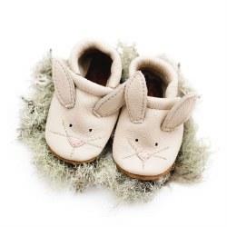 Bunny Baby Shoe 6-9M