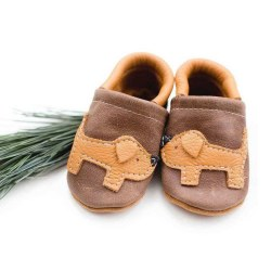 Dog Baby Shoes Honey 6-9M