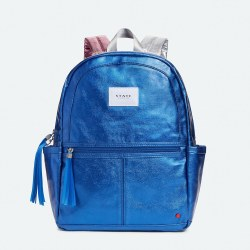 Kane Backpack Metallic Blue Multi