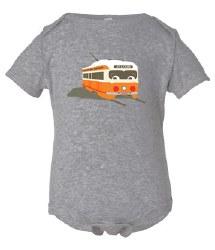 St. Louis Streetcar Tee 12-18M