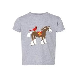 Cardinal Clydesdale Tee 12-18M