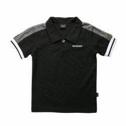 Avery Polo Black 3